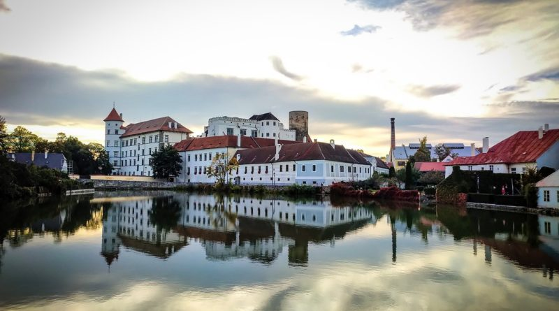 Tip na výlet, ubytování na zámku v České republice