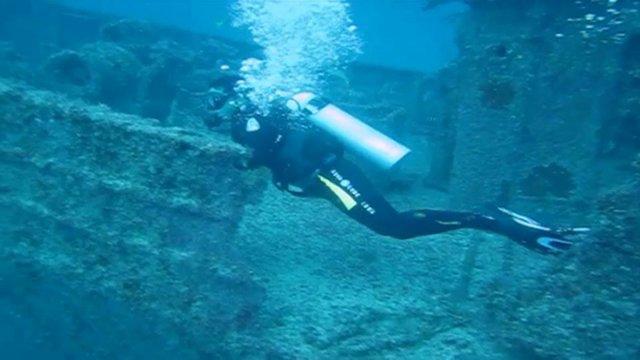 Potápění u Kapverdských ostrovů