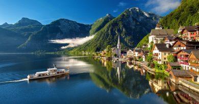Cestujeme do zeleného srdce Rakouska